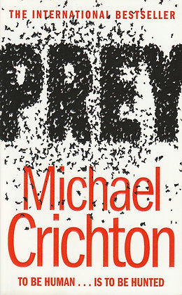 Prey, Michael Crichton, 9780007154531