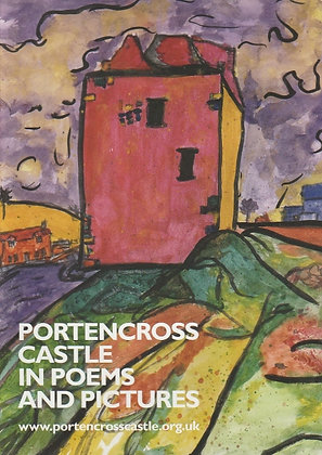 Portencross Castle in Poems and Pictures, 2010