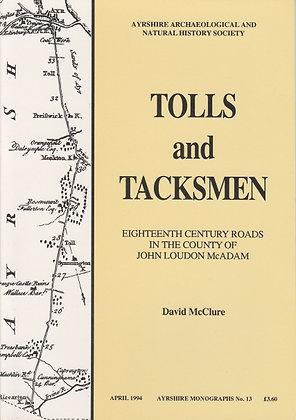 Tolls and Tacksmen, David McClure, 0950269859