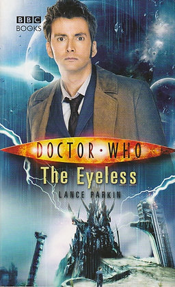 Doctor Who, The Eyeless, Lance Parkin, 9781846079641