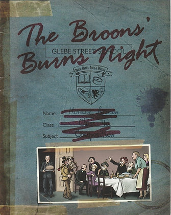 The Broons' Burns Night, 2007