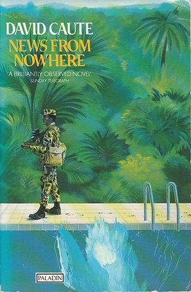 News from Nowhere, David Caute, 9780586086759