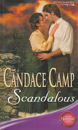 Scandalous, Candace Camp, 9780263850796