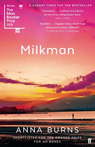 Booker 2018: Milkman, Anna Burns