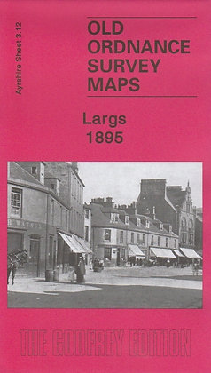 Old Ordnance Survey Maps - Largs 1895, 9781847841117