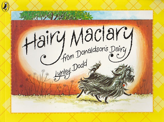 Hairy Maclary from Donaldson's Dairy, Lynley Dodd, 9781856130561