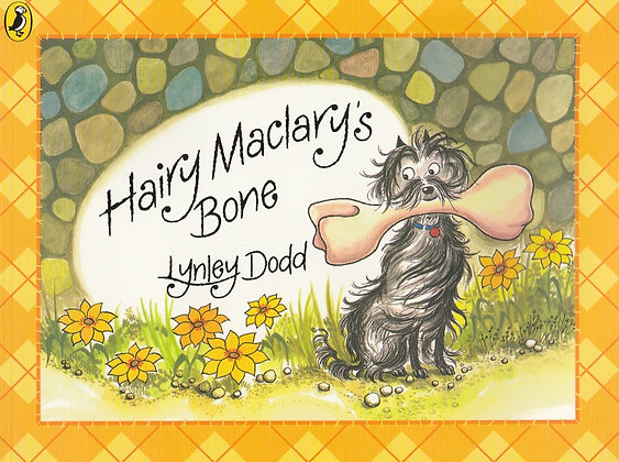 Hairy Maclary's Bone, Lynley Dodd, 9781856130851
