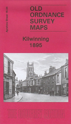 Old Ordnance Survey Maps - Kilwinning 1895, 9781847843609