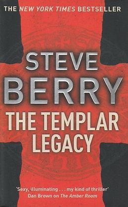 The Templar Legacy, Steve Berry, 9780340899250