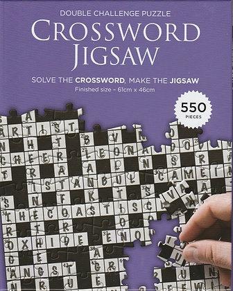 550-piece jigsaw: Crossword Jigsaw, 5060515913795, front of box