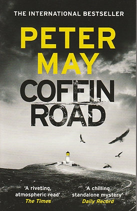 Coffin Road, Peter May, 9781786482846