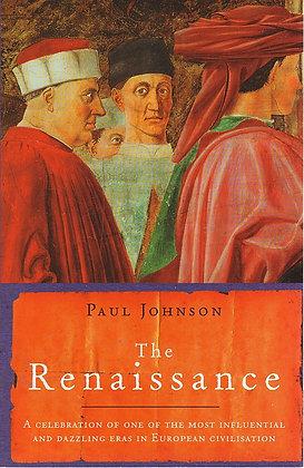 The Renaissance, Paul Johnson, 9781842125823
