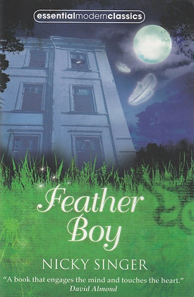 Feather Boy, Nicky Singer, 9780007332007