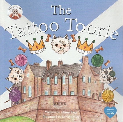 The Tattoo Toorie, Alison Page, 9781999926519