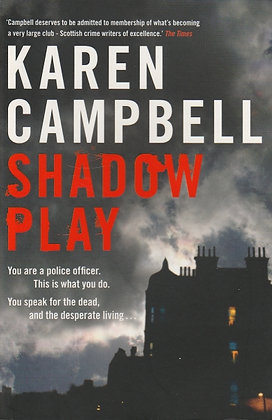 Shadowplay, Karen Campbell, 9781444700442
