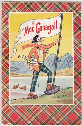 The Moc Gonagall, Verses by Ross Etty and Others, Valentine and Sons Ltd