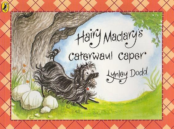 Hairy Maclary's Caterwaul Caper, Lynley Dodd, 9781856130776