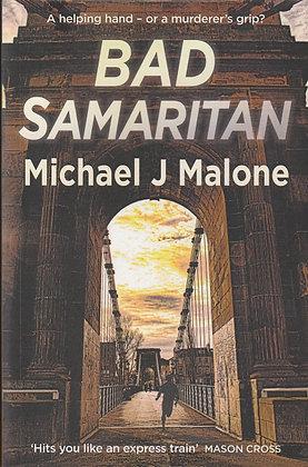 Bad Samaritan, Michael J Malone, 9781910192313
