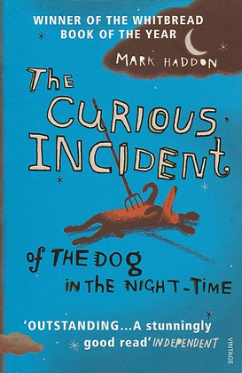 The Curious Incident of the Dog in the Night-time, Mark Haddon, 9780099450252