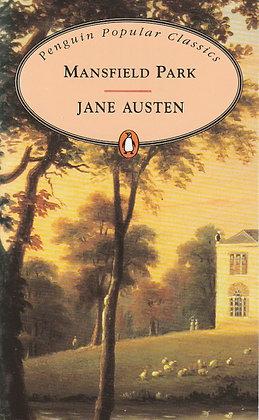 Mansfield Park, Jane Austen, 9780140620665