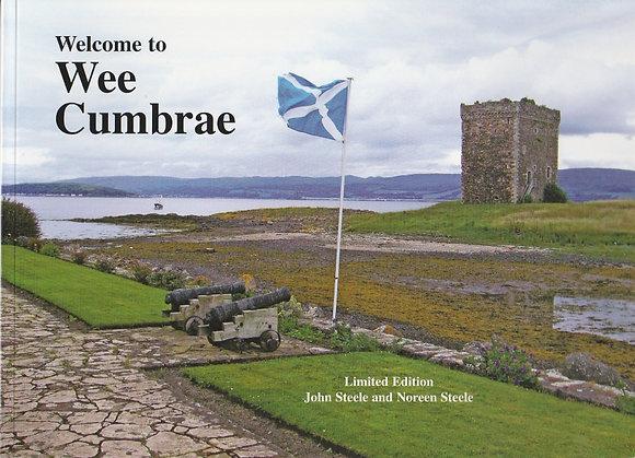 Welcome to Wee Cumbrae, John Steele & Noreen Steele, 9780953263707