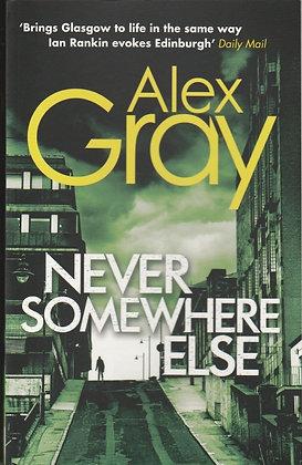 Never Somewhere Else, Alex Gray, 978751542912