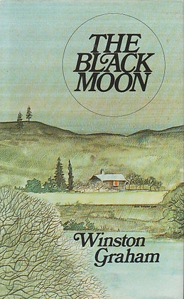 The Black Moon: A Novel of Cornwall 1794-5, Winston Graham, The Book Club 1975