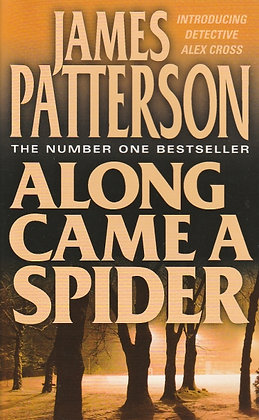 Along Came a Spider, James Patterson, 9780007766680