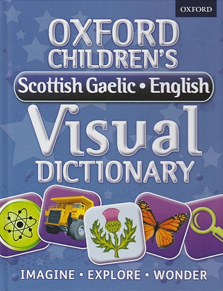 Oxford Children's Scottish Gaelic-English Visual Dictionary, 9780192735478