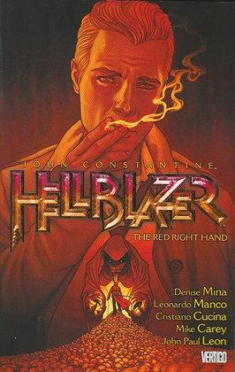 John Constantine, Hellblazer: Vol 19, The Red Right Hand, Denise Mina et al, 9781401280802