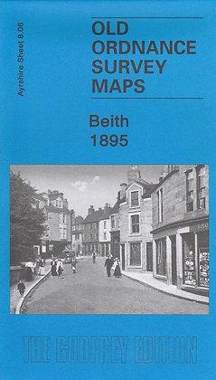 Old Ordnance Survey Maps - Beith 1895, 9781847843258