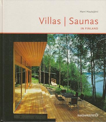 Villas and Saunas in Finland, Harri Hautajärvi, 9789516827806