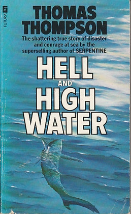 Hell and High Water, Thomas Thompson, 0708819508