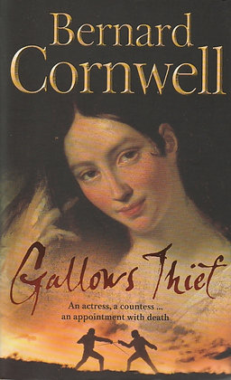 Gallows Thief, Bernard Cornwell, 9780007127160