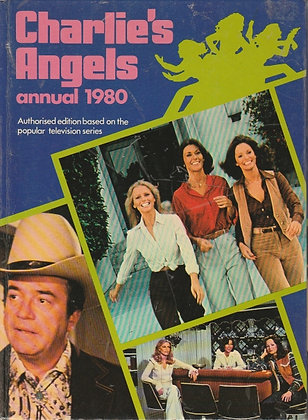 Charlie's Angels Annual 1980, 0860301885