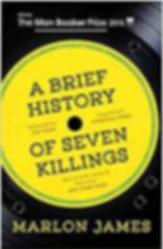 Booker 2015 A Brief History of Seven Kil