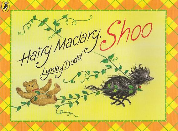 Hairy Maclary, Shoo, Lynley Dodd, 9780141335148