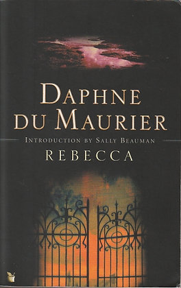 Rebecca, Daphne du Maurier, 9781844080380