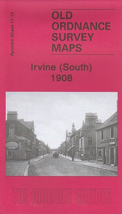 Old Ordnance Survey Maps - Irvine South 1908, 9781847842183