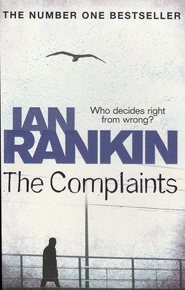 The Complaints, Ian Rankin, 9781409103479