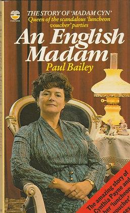 An English Madam, Paul Bailey, 9780006364894