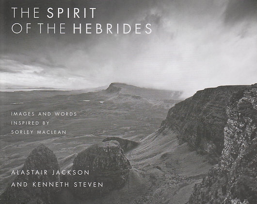 The Spirit of the Hebrides, Alastair Jackson and Kenneth Steven, 9780715200360