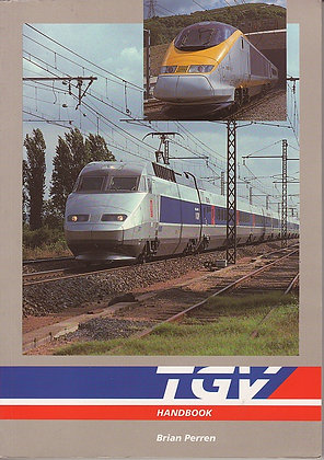 TGV Handbook, Brian Perren, 9781854141613
