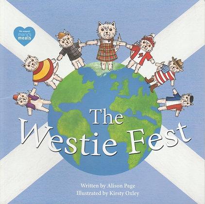 The Westie Fest, Alison Page, 9781999926502