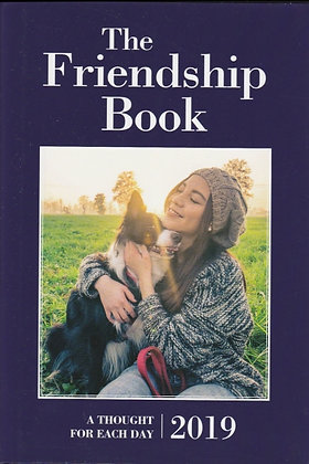 The Friendship Book 2019: A Thought for Each Day, 9781845356767