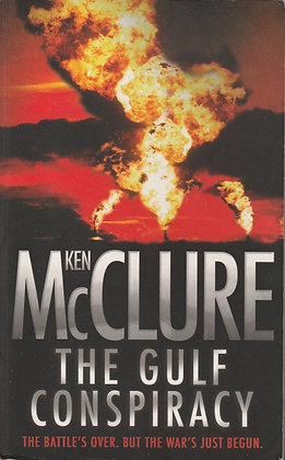 The Gulf Conspiracy, Ken McClure, 9780749083793
