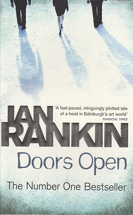 Doors Open, Ian Rankin, 9781409102014