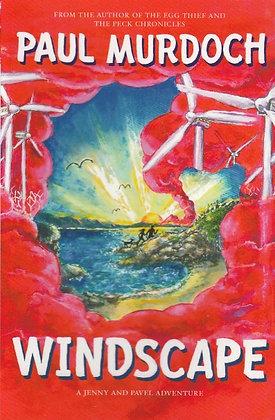 Windscape, Paul Murdoch, 9781908898388