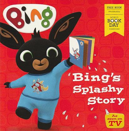 WBD 2020 - Bing's Splashy Story, front