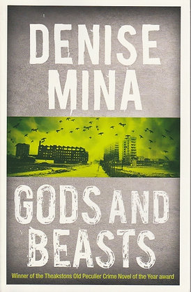 Gods and Beasts, Denise Mina, 9781409150695